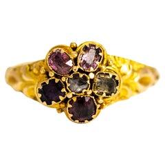 Georgian 22 Carat Gold Regard Ring