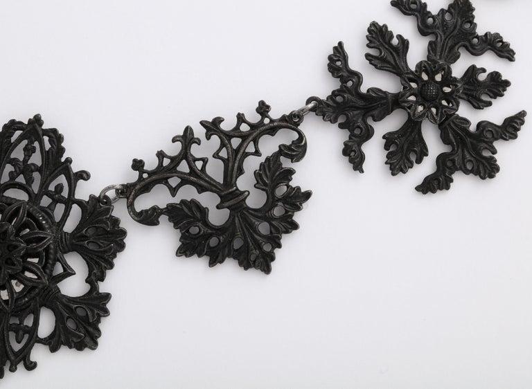 Georgian Berlin Iron Necklace c. 1800 1