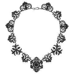 Georgian Berlin Iron Necklace c. 1800