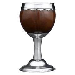 Georgian Coconut Cup