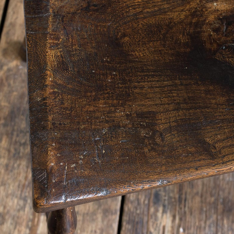 Georgian Elm Windsor Chair In Good Condition For Sale In London, GB