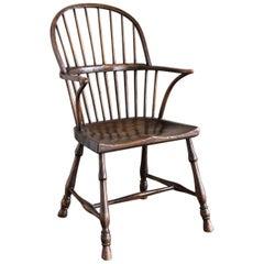 Georgian Elm Windsor Chair