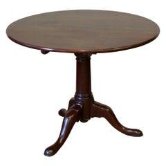 Georgian Mahogany Supper Table