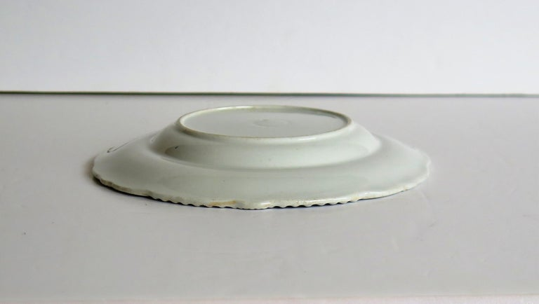 Georgian Mason's Ironstone Side Plate in Vase & Rock gilded pattern, circa 1815 For Sale 2