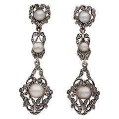 Early 19th Century Earrings