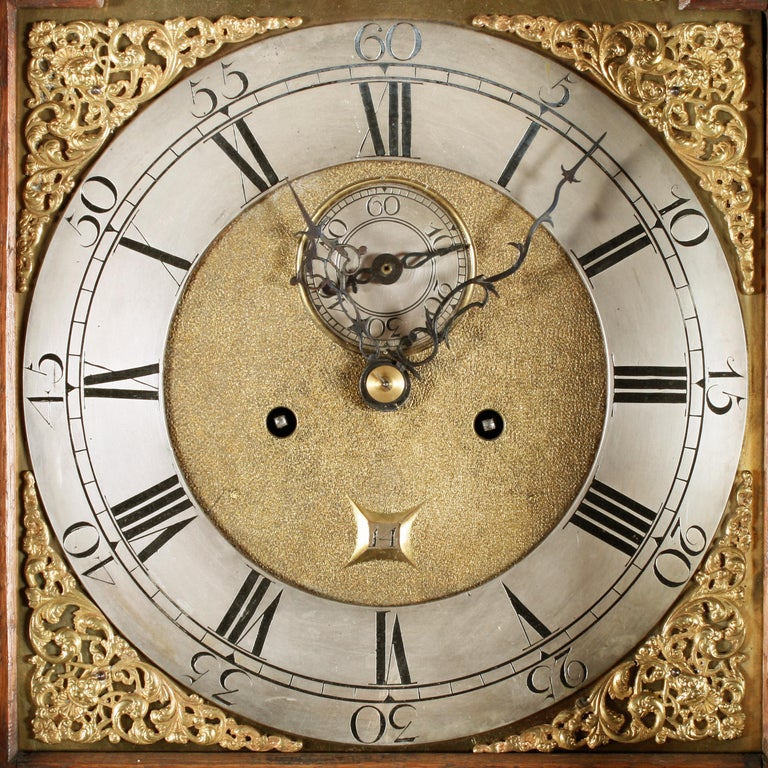 Georgian Scottish Grandfather Clock For Sale At 1stdibs