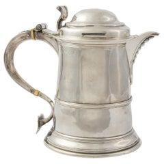 Georgian Silver Tankard