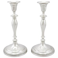 Georgian Candle Holders