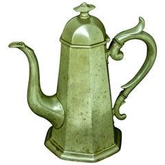 Georgian Style Coffee Pot