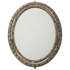 Early 19th Century Georgian Style Oval Mirror