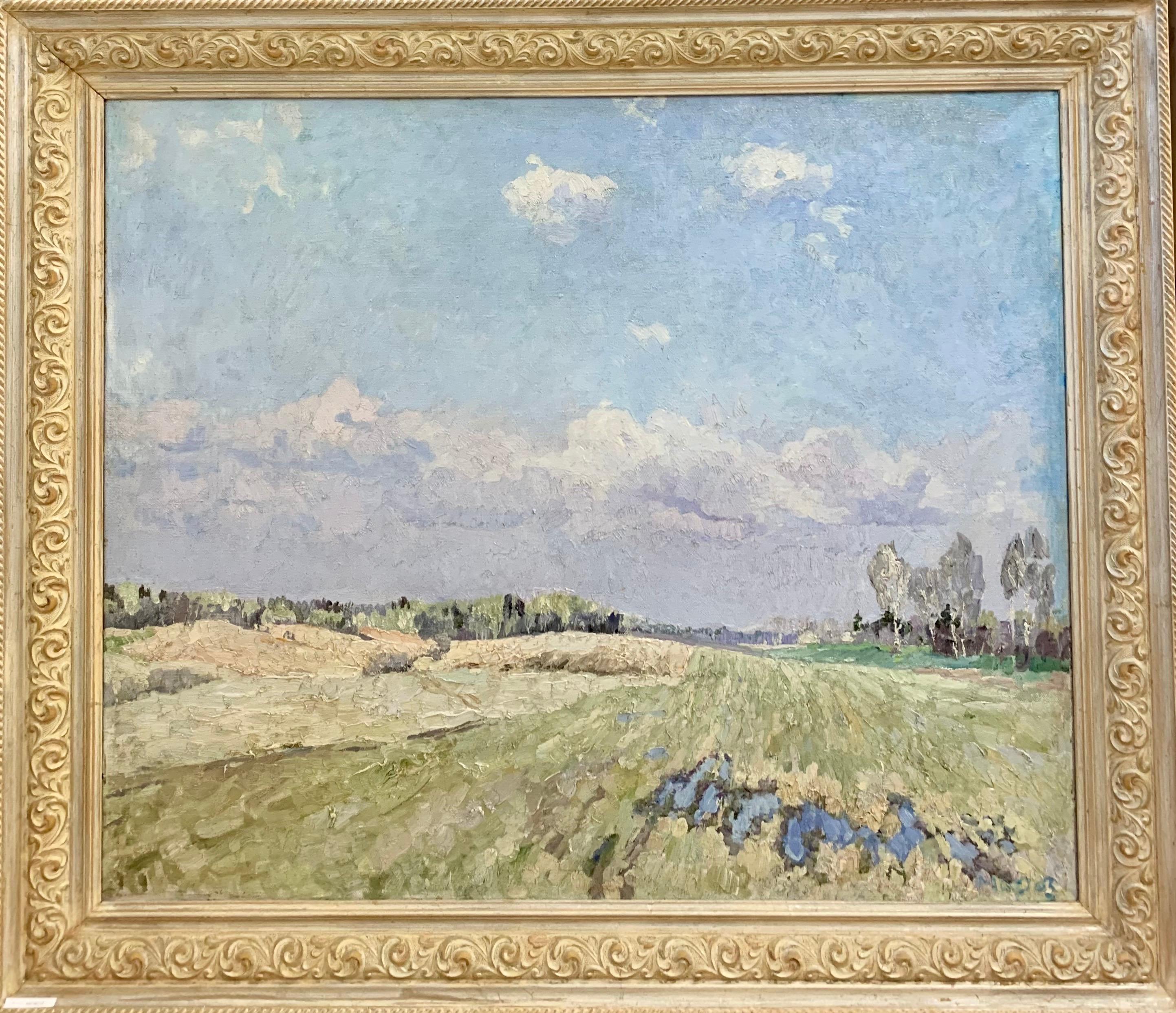 Clear Landscape, Georgij Moroz
