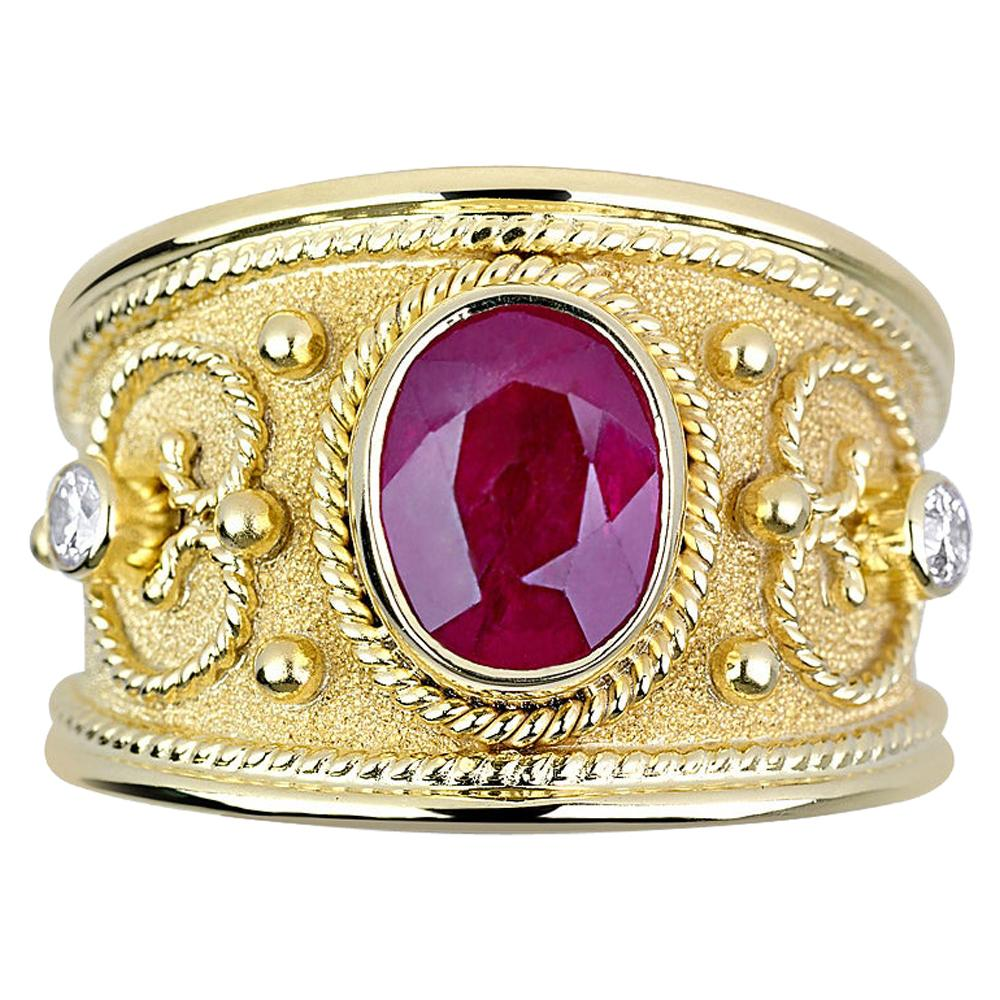 Georgios Collections Inc Band Rings