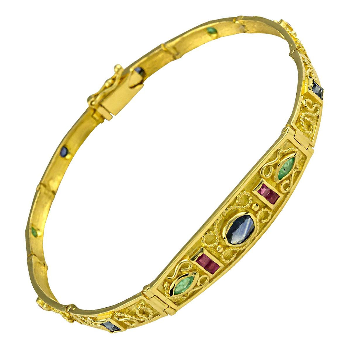 Byzantine More Bracelets