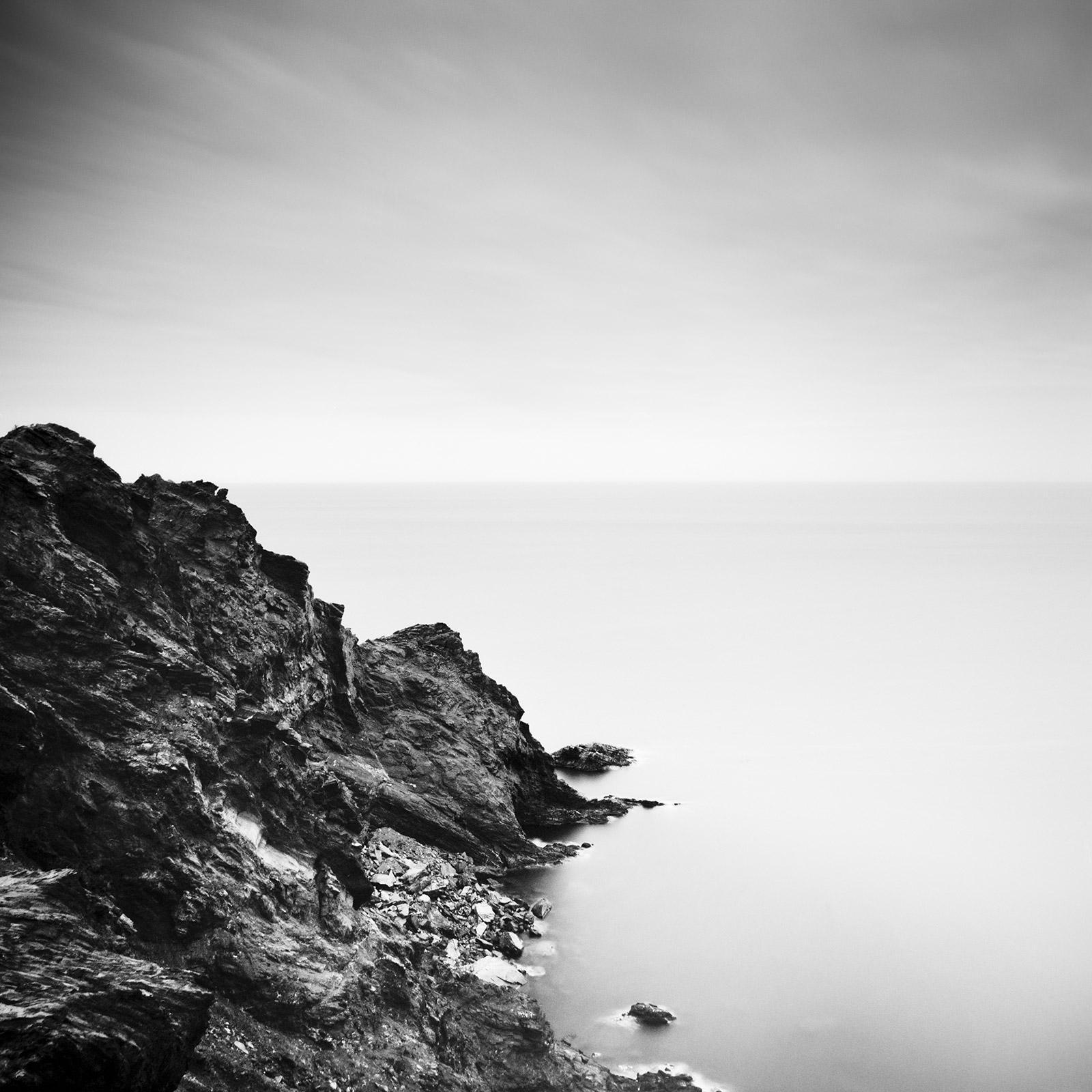 Atlantic Coast, Portugal, fine art black and white photography, landscapes