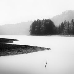 Minutes of Silence , Austria, black and white photography, fine art landscapes