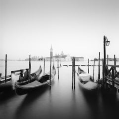 Santa Maria della Salute, Venice, black and white photography, landscapes