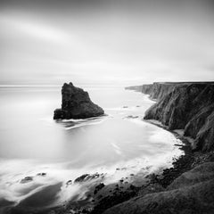 Surreal Moment, scottish coastline, black and white photography, waterscapes