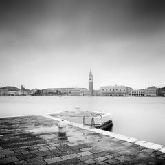 Palazzo Ducale, Venice, Italy fine art black and white photography, landscapes