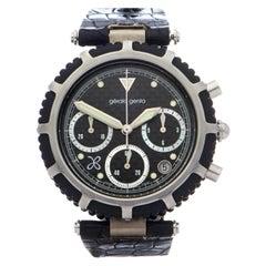 Gerald Genta Gefica 0 GGM 3 Men Stainless Steel 0 Watch