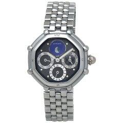 Gerald Genta Success Stainless Steel Swiss Quartz Men's Watch G.3404.7