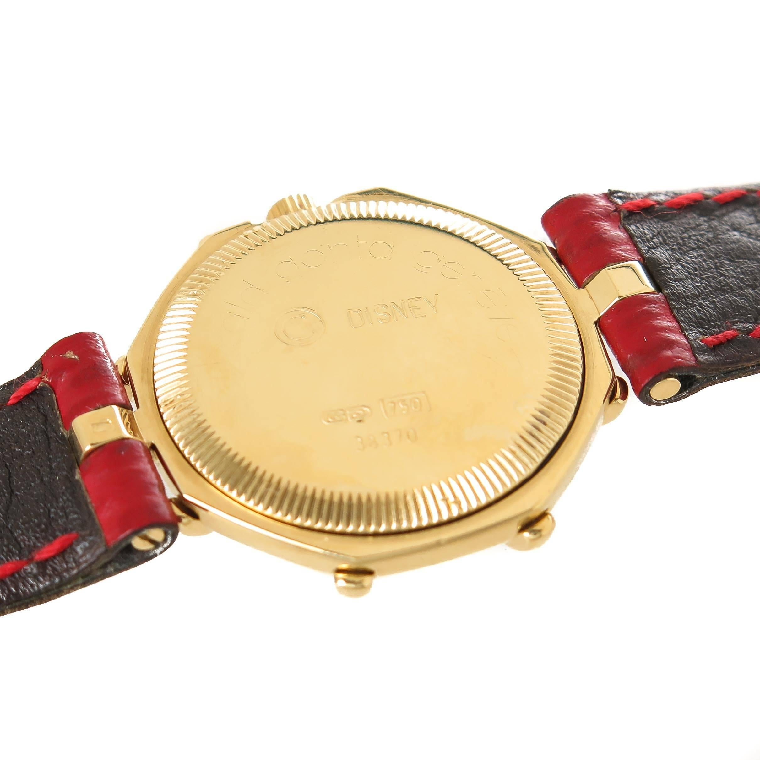 silver fullscreen save tone leather logo and watches watch red in lyst accessories guess view