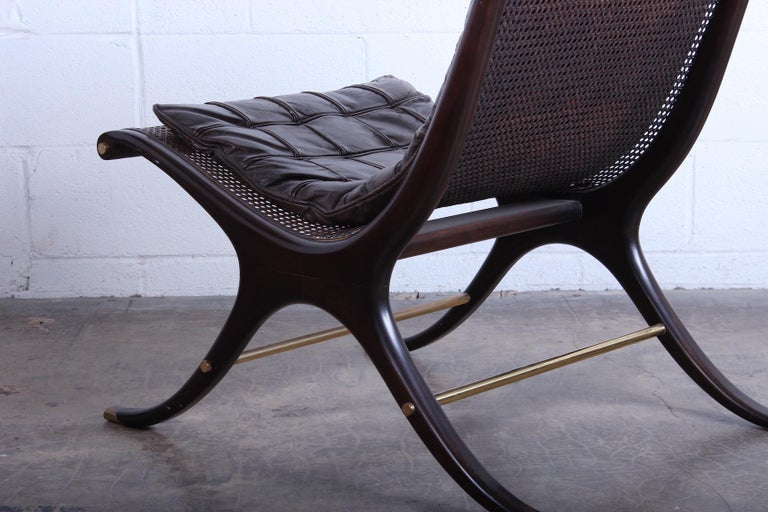 Gerald Jerome Lounge Chair, 1968 For Sale 7