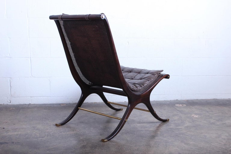 Gerald Jerome Lounge Chair, 1968 In Good Condition For Sale In Dallas, TX