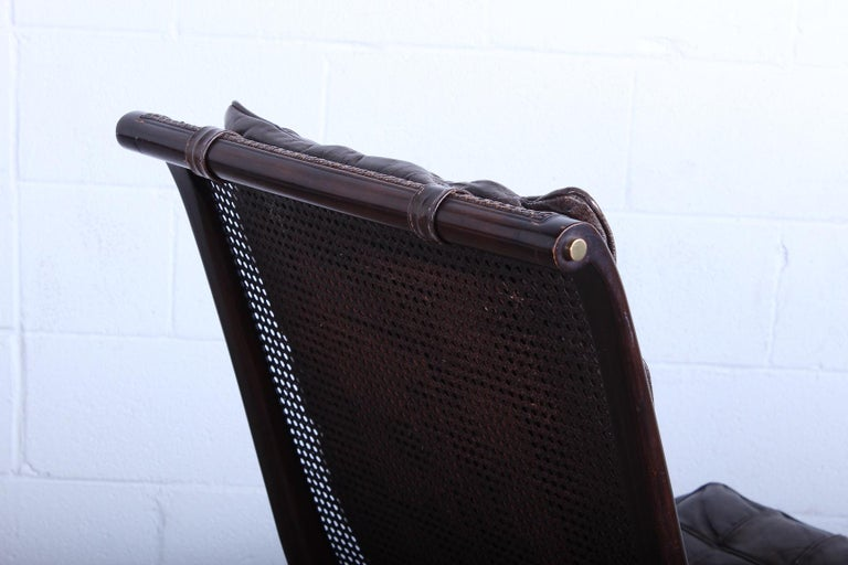 Mid-20th Century Gerald Jerome Lounge Chair, 1968 For Sale