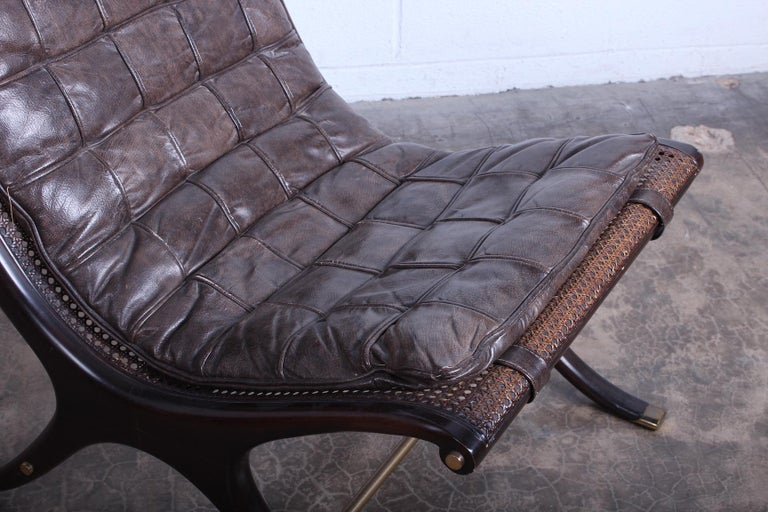 Gerald Jerome Lounge Chair, 1968 For Sale 2