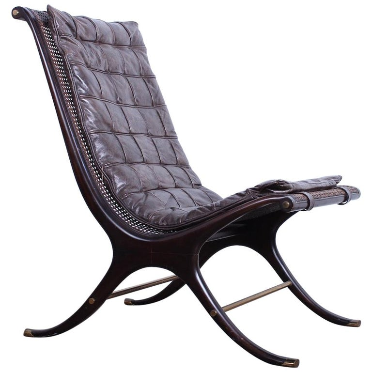 Gerald Jerome Lounge Chair, 1968 For Sale
