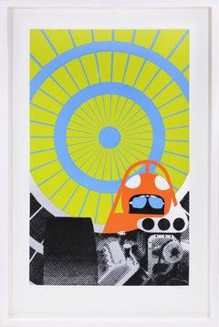 Gerald Laing, Deceleration II, 1968