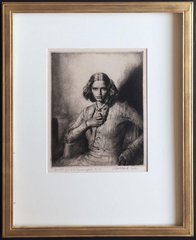 Jeunesse Dorée (Kathleen Nancy Woodward). (Gilded Youth.)