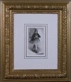 The Dancer (Anaïs).