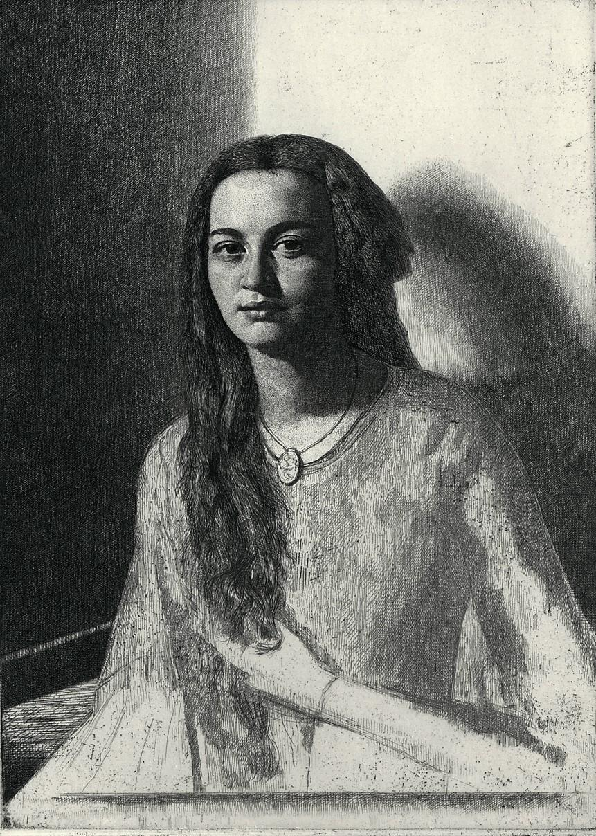 Una (The Young Creole)