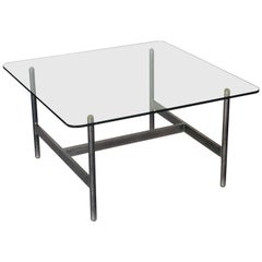 Gerald McCabe Occasional Steel 'H' Table
