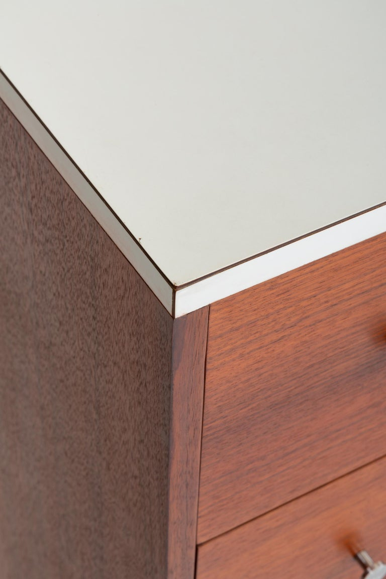 Gerald McCabe Twelve-Drawer Dresser with Laminate Top For Sale 8