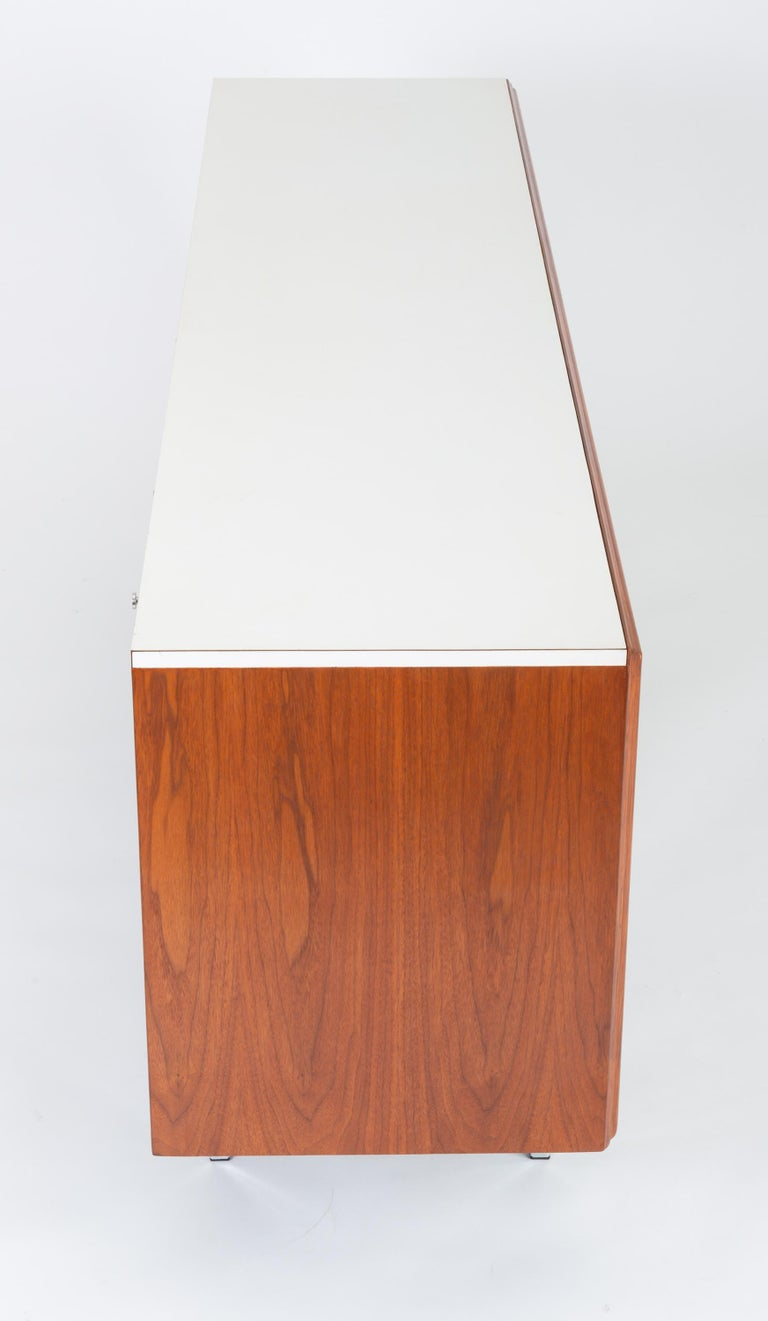 20th Century Gerald McCabe Twelve-Drawer Dresser with Laminate Top For Sale
