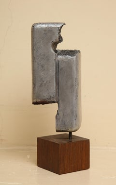 Contemporary Sculpture, 'Closed Column' by Gerald Siciliano