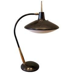 Gerald Thurston for Lightolier Articulating Desk Lamp