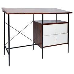 Geraldo de Barros Jacaranda Midcentury Desk, Brazil, 1950s