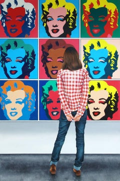 Viewing Warhol