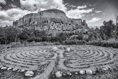 Labyrinth, Ghost Ranch, NM