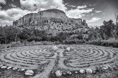 Labyrinth, Ghost Ranch, NM