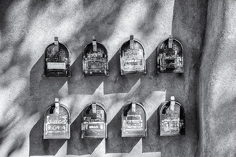 Pueblo Mailboxes