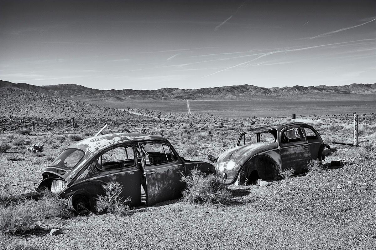 Two Volkswagons