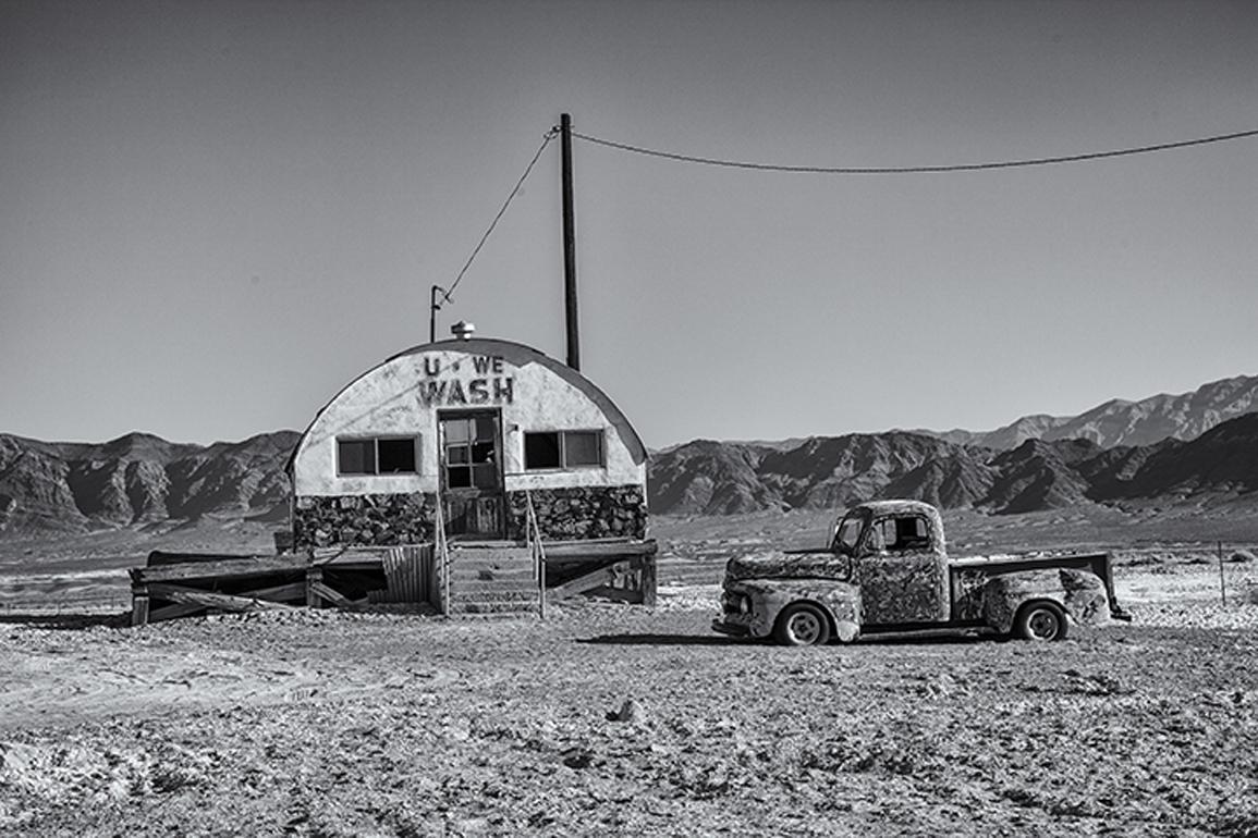 U WASH Truck, Death Valley CA