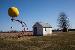 Yellow Ball, East Hampton