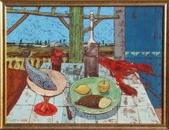 Dinner Table Still Life
