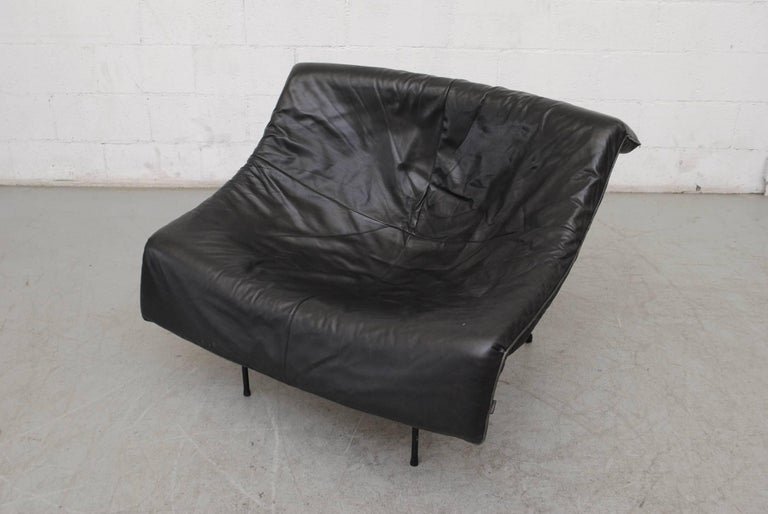 Dutch Gerard Van Den Berg Butterfly Lounge Chair For Sale