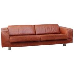 Gerard van den Berg Coral Leather 3-Seat Sofa